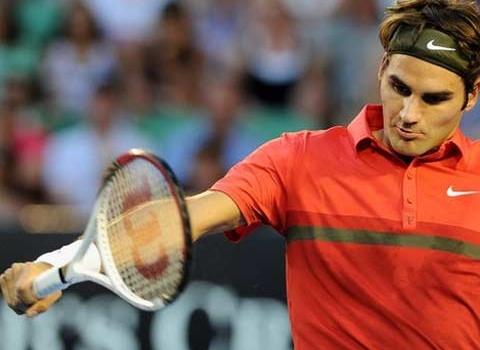 Federer - Kudryavtsev: Tiến bước