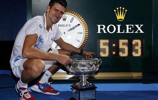Djokovic muốn VĐ cả 4 giải Grand Slam năm 2012