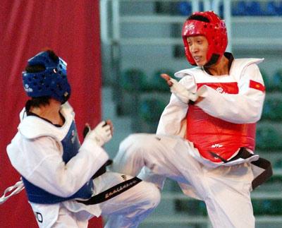 Đối thủ của taekwondo Việt Nam tại Olympic London 2012