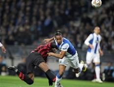 Video Europa League: Aguero đem chiến thắng về cho Man City trước Porto