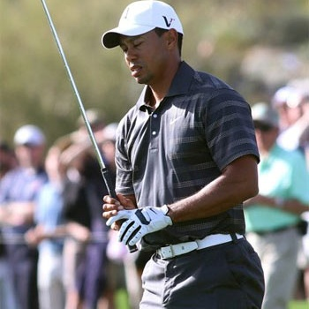 Tiger Woods thua đau ở Match Play Championship