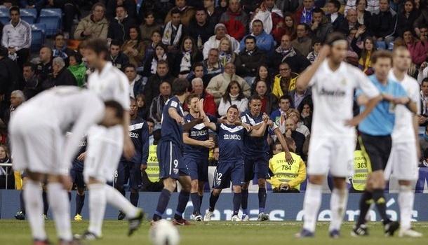 Malaga 1-1 Real Madrid: Tâm chấn ngay tại thủ đô