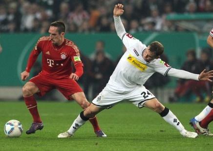 Đại chiến Bayern- Dortmund ở chung kết cúp Quốc gia
