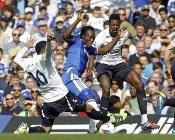 Video Premier League: Chelsea chia điểm với Tottenham tại Stamford Bridge