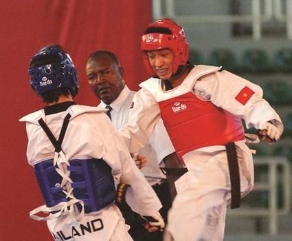 Taekwondo Việt Nam: Le lói niềm tin