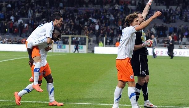 Belhada nổ súng, Montpellier đổ bê tông vào ngôi đầu Ligue 1