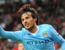 Video: Toàn cảnh mùa giải 2011/12 của David Silva