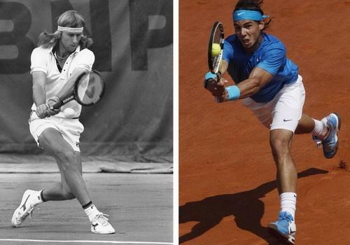 Hướng tới Roland Garros: Borg hay Nadal, ai vĩ đại hơn?