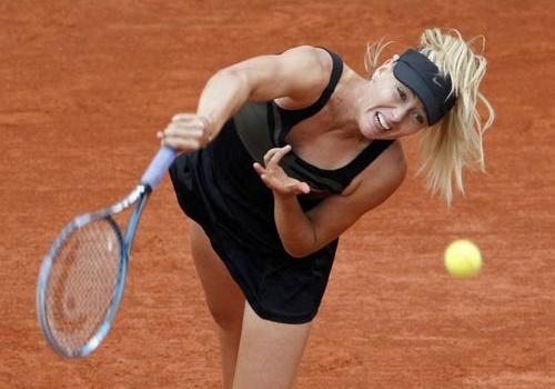 Roland Garros (vòng 2): Sharapova tiếp tục băng băng về phía trước