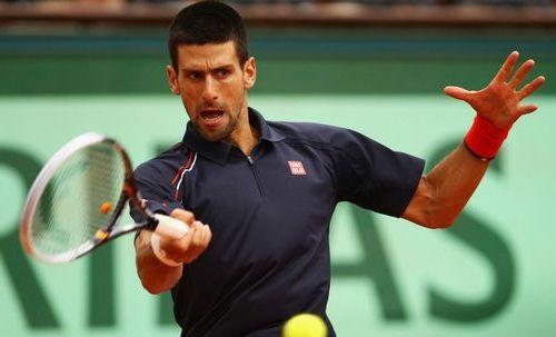 Roland Garros (vòng 4): Cú thoát chết của Djokovic