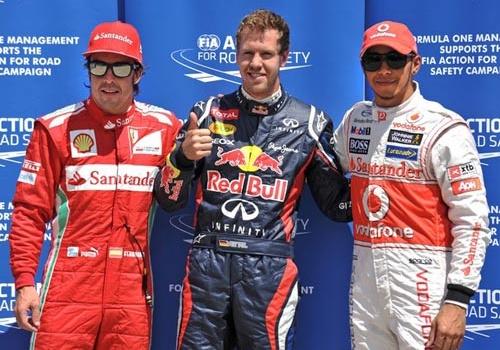 F1 - Phân hạng Canadian GP: Cân bằng