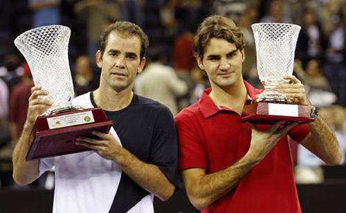 Nadal: Phía trước là… Federer