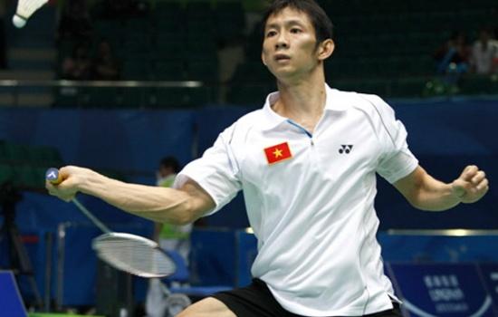 Giải cầu lông Indonesia mở rộng 2012: Tiến Minh dừng bước ở tứ kết