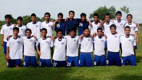 U17 Đồng Tháp đại thắng U19 Bình Định