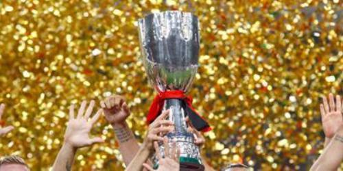 Juventus sẽ tái đấu Napoli vào ngày 11/08