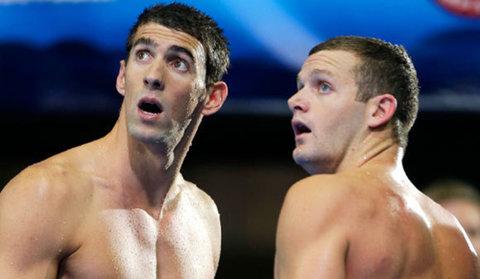 Nội bộ đội tuyển bơi Mỹ bất đồng