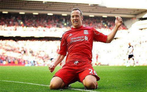 Liverpool bán Charlie Adam cho Stoke City
