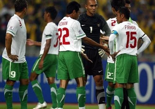 Đối thủ của Việt Nam: Indonesia 6 trận liền không thắng