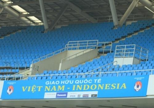 Vé trận đấu Việt Nam và Indonesia: Ế ẩm ở ngày bán đầu tiên