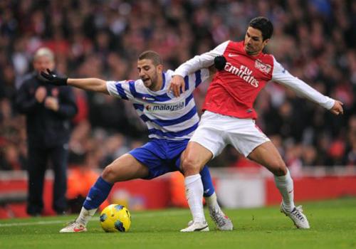 21h00 ngày 27/10, Arsenal vs Queens Park Rangers: Pháo Thủ phải thắng