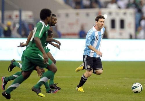Saudi Arabia (0-0) Argentina: Điệu Tango 'buồn ngủ'