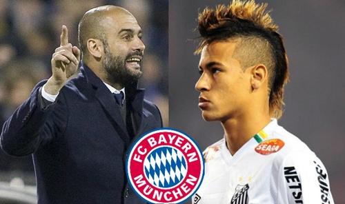 Bayern cách mạng nhân sự: Sau Pep là Neymar