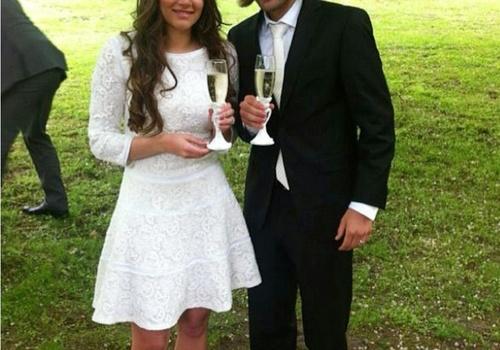Chùm ảnh: Ngôi sao người Đức của Dortmund âm thầm làm đám cưới