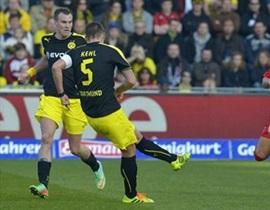 Video Bundesliga: Freiburg 0-1 Dortmund