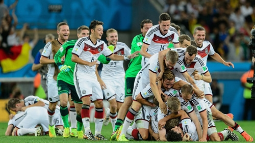 Nỗi nhớ World Cup