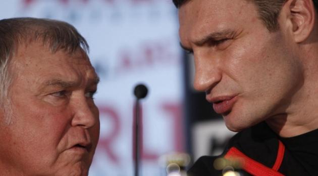 Sư phụ của anh em nhà Klitschko qua đời