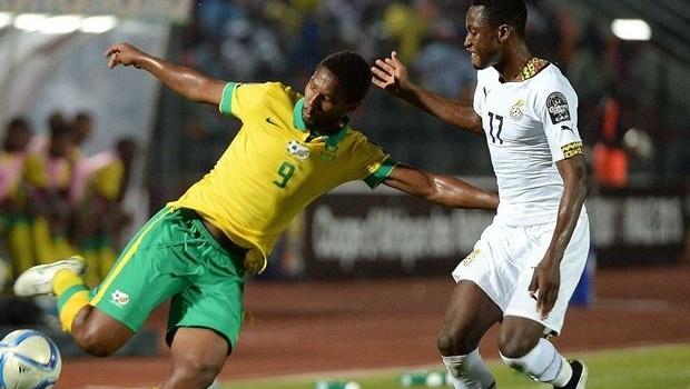 Bảng C CAN Cup: Algeria và Ghana đi tiếp