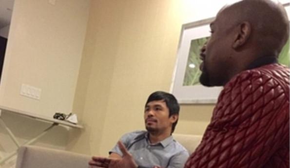 Mayweather khẳng định sẽ so tài cùng Pacquiao