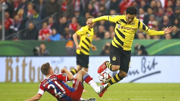 Bayern tan mộng ăn 3 sau loạt luân lưu thảm họa với Dortmund