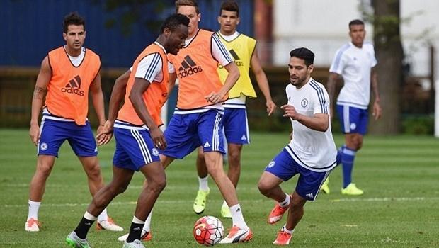 Chùm ảnh: Dàn sao Chelsea tập luyện tích cực, quyết đấu PSG