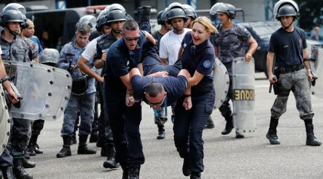 Rio chuẩn bị gì cho công tác an ninh tại Olympic 2016