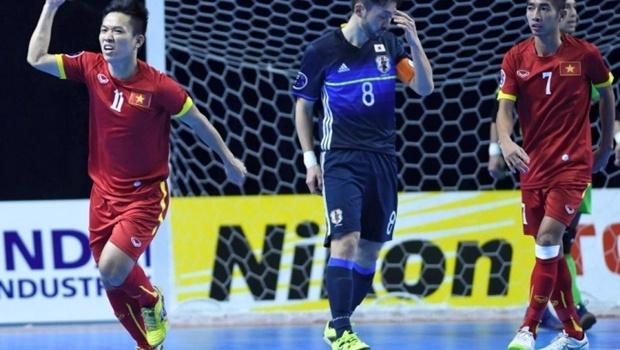 Bại tướng của futsal Việt Nam: 4 lần dự World Cup, vô địch châu Á 3 lần