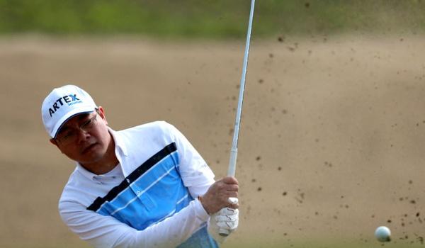 Golfer Hàn Quốc giành chức vô địch giải Artex Golf Tournament 2016