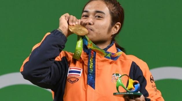 Thái Lan đã có HCV đầu tiên ở Olympic Rio