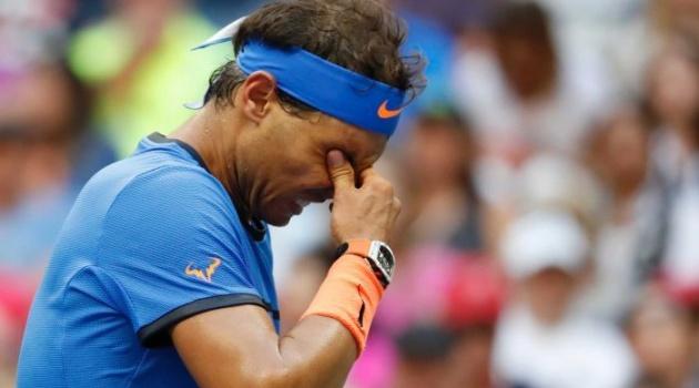 Nadal thua sốc vì quá tự cao