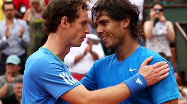 Điểm tin thể thao 4/12: Murray trải lòng về món nợ với Nadal; Usain Bolt phấn khởi đón tin vui lần thứ 6