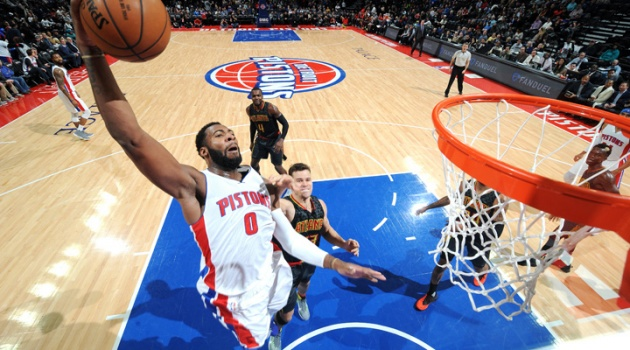 NBA Highlights: Detroit Pistons 118-95 Atlanta Hawks
