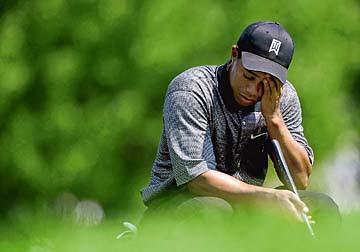 Nghẹn ngào trước điều ước giản đơn của Tiger Woods