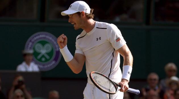 Andy Murray thừa nhận áp lực khủng khiếp trước Wimbledon