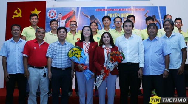 Nữ hoàng tốc độ Tú Chinh tự tin tại Asian Indoor Games 2017