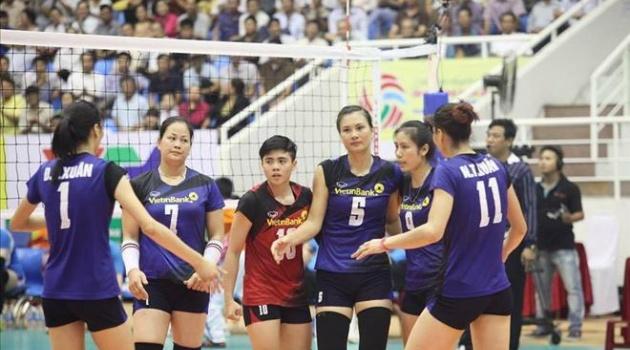Ngân hàng Công thương thắng kịch tính VTV Bình Điền Long An