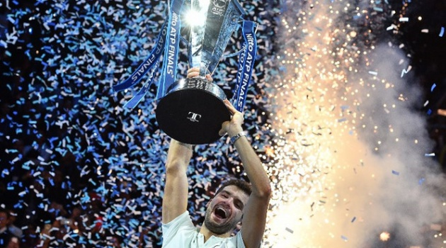 Dimitrov vô địch ATP Finals đầy ngoạn mục