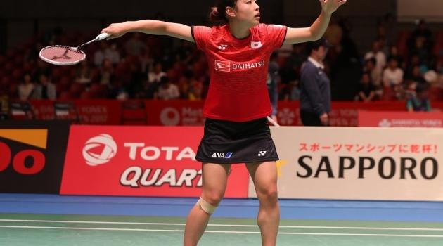 Nhà VĐTG cầu lông Nozomi Okuhara ngậm ngùi chia tay World Superseries Finals