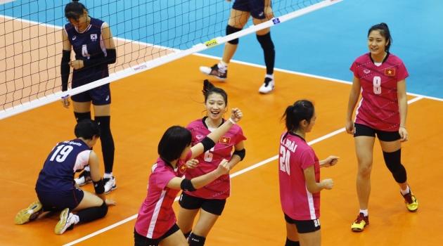 Giải bóng chuyền U19 châu Á trở lại Việt Nam sau 7 năm