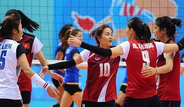 CHÍNH THỨC: Tuyển nam và nữ bóng chuyền Việt Nam dự ASIAD 18