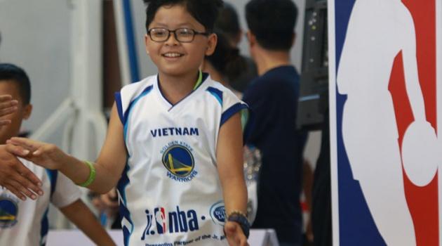 Chương trình Jr.NBA Việt Nam lần thứ 5: Vì một thế hệ trẻ năng động